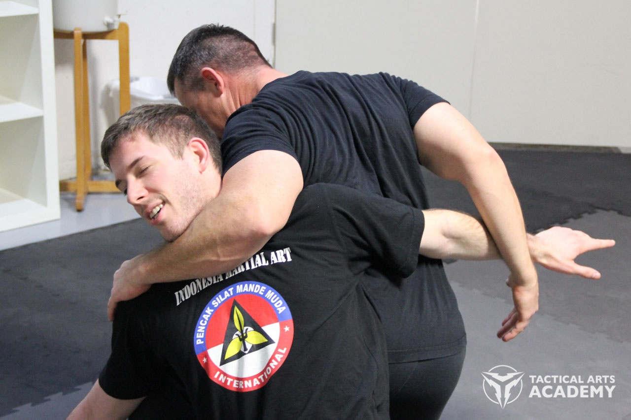 Learn to be Effective when Practicing Pencak Silat Technique